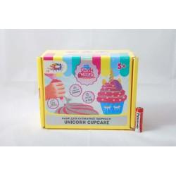 Zestaw do kreatywności Unicorn Cupcake 75005