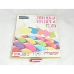 PAPIER XERO A4/100 5 KOLORÓW FLUO INT