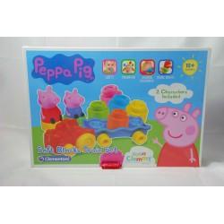 ZESTAW CLEMMY PEPPA PIG