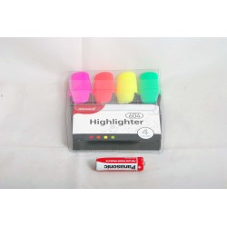 Highlighter 604 /4W Assorted 2060067571