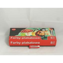 FARBY PLAKATOWE 8K/20ML MONA
