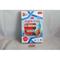 -GRA ENGLISH IS FUN TREFL PUD