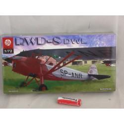 MODEL SAMOLOTU RWD-8 DWL