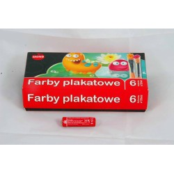 FARBY PLAKATOWE 6K/20ML MONA 0081