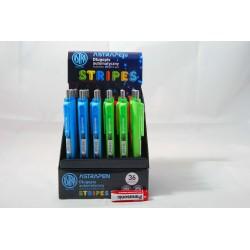 Długopis automatyczny Astra Pen Stripes