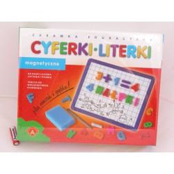 CYFERKI-LITERKI MAGNETYCZNE 4205