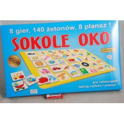 SOKOLE OKO -GRA