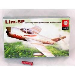 MODEL -SAMOLOTU LIM-5P