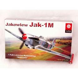 MODEL -SAMOLOTU JAKOWLEW 1M
