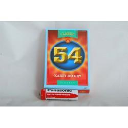 KARTY DO GRY 54 0242
