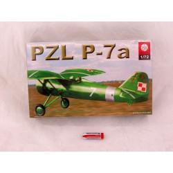 MODEL SAMOLOTU PZL P-7A Rumunia