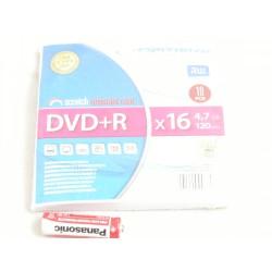 PŁYTA DVD+R 4.7GB ESPERANZA KOPERTA 10SZ