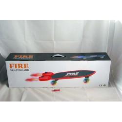 DESKOROLKA FIRE ŚWIATŁO I DYM 001229