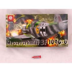 MODEL -SAMOLOTU MESSERSCHMITT BF 109 G-6