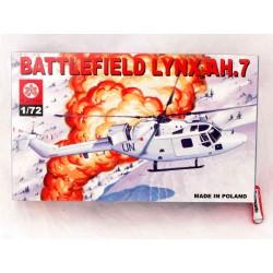 MODEL -ŚMIGŁOWCA BATTLEFIELD LYNX AH.7