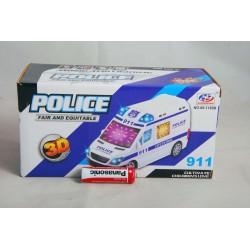 Auto bus policja @ LR156192 89-1189B
