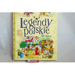 Legendy polskie. Oprawa twarda. Wydanie 2