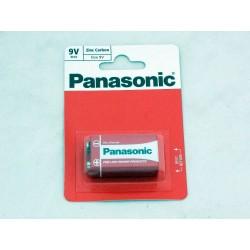 BATERIA 6F22R PANASONIC 9V