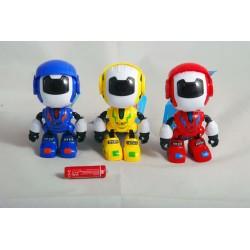 -MC ROBOT DŹW/ŚW 12CM Q79 12/72/144
