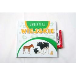 Wstęgi kartonowe - Zwierzęta wiejskie