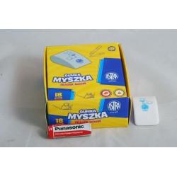 Gumka myszka Astra - box 18 403118003