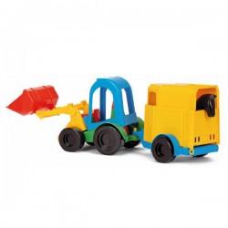35200 - Traktor z Łyżką...