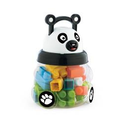 DL5170 - Panda z Klockami...