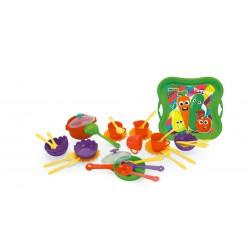 24100 - Yummy Kitchen Set...