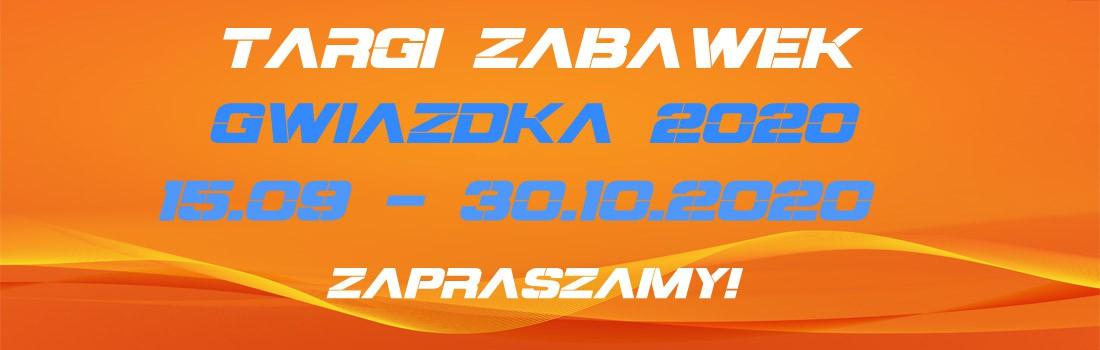 Targi zabawek Gwiazdka 2020